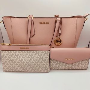 Michael Kors 3 Piece Purse Set